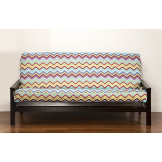 Crayola Mixed Palette Futon Cover