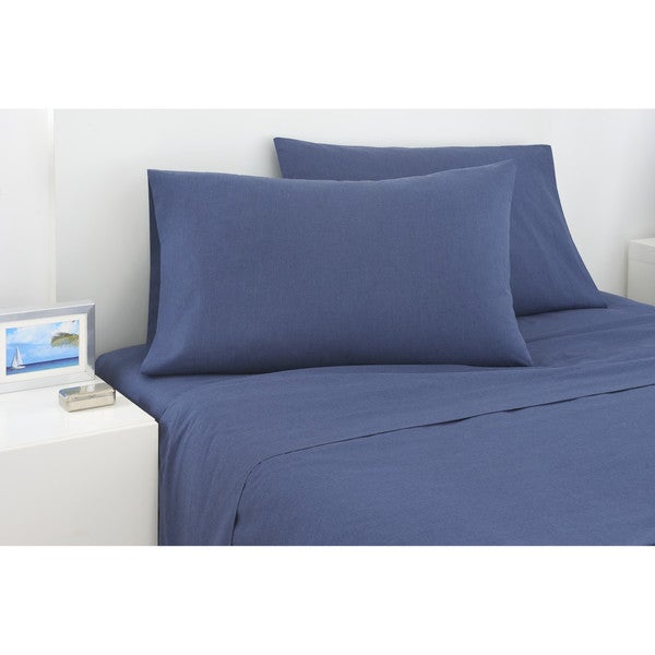 Izod Cross Dyed Sheet Set