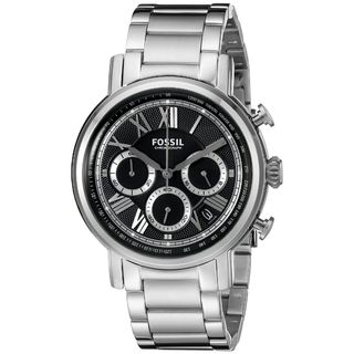 Fossil Men's FS5104 'Buchanan' Chronograph Stainless Steel Watch