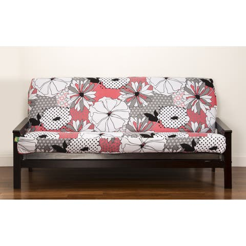 "Crayola Flower Patch Futon Cover - 54""w x 75""l x 6""h"