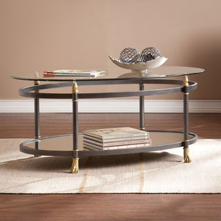 Link to Alecia Grey Coffee/ Cocktail Table Similar Items in Living Room Furniture