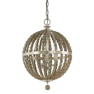 Capital Lighting Donny Osmond Lowell Collection 3-light Tuscan Bronze Pendant