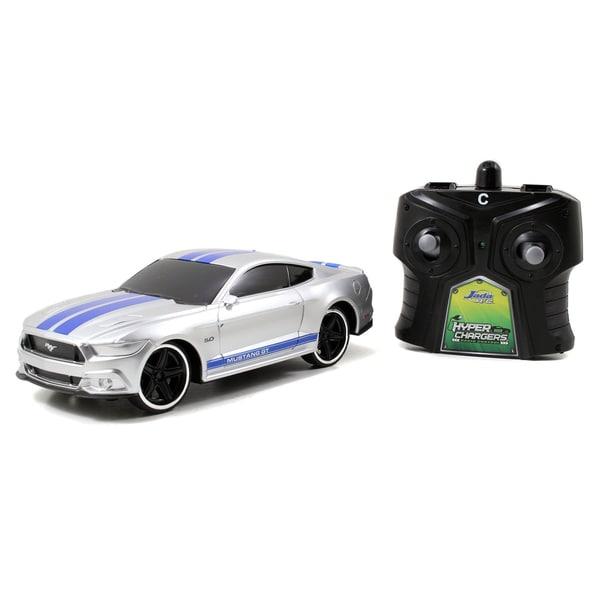 Jada Toys BIGTIME Muscle RC 2015 Mustang GT