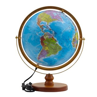 Smart Globe with Apps and LED Constellations