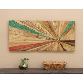 Beau Reclaimed Wood Wall Art