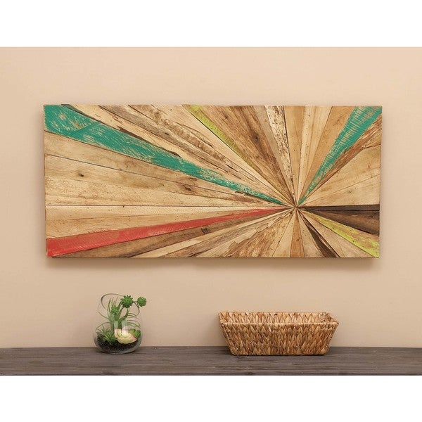 Shop Reclaimed Wood Wall Art - On Sale - Free Shipping Today ...