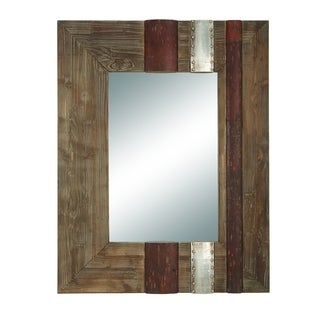 Rustic Wall Mirror