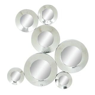 Round Mirrors (Set of 7)