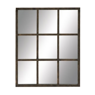 Traditional Square Mirror