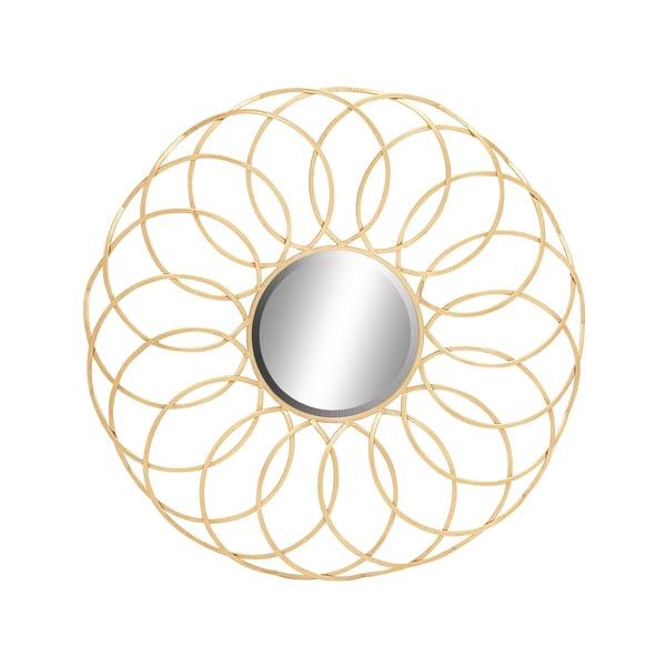 Elliptical Ring Wall Mirror