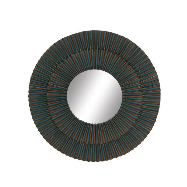Round Beveled 26 Inch Mirror