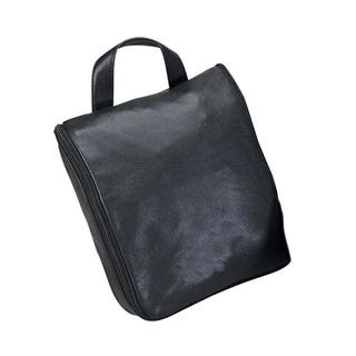 Bellino Black Travel Utility Organizer Toiletry Bag