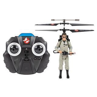 World Tech Toys 3.5-channel Egon Ghostbusters IR Gyro Helicopter