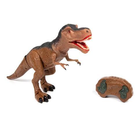 World Tech Toys Dino World RC Tyrannosaurus Rex