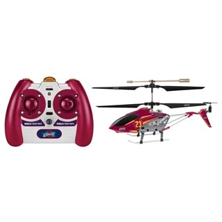 NBA Licensed Cleveland Cavaliers Lebron James 3.5-channel IR RC Helicopter
