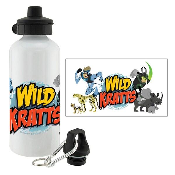 Wild Kratts Creature Power Sports Bottle