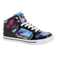 Women's Gotta Flurt Hip Hop V Sneaker Blue Pu/Patent Pu