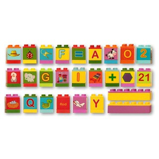 Dream Blocks ABC's