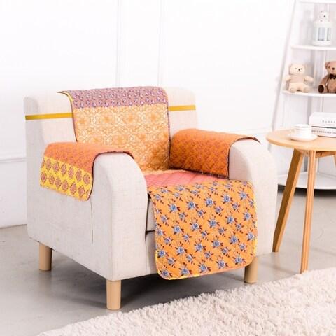 Slumber Shop Printed Furniture Protector Escapade Chair