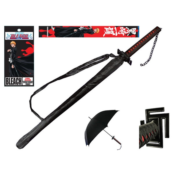 Official Licensed Bleach Anime Sword Handle Umbrella