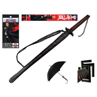 Official Licensed Bleach Anime Sword Handle Umbrella