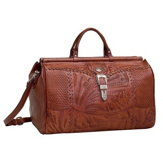 American West 8565739 Retro Romance Duffel Bag