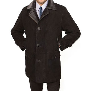 Tatto di Pelle Men's City Shearling Coat