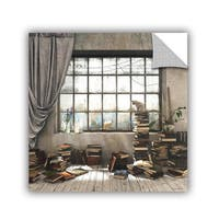 ArtAppealz Cynthia Decker 'The Introvert' Removable Wall Art