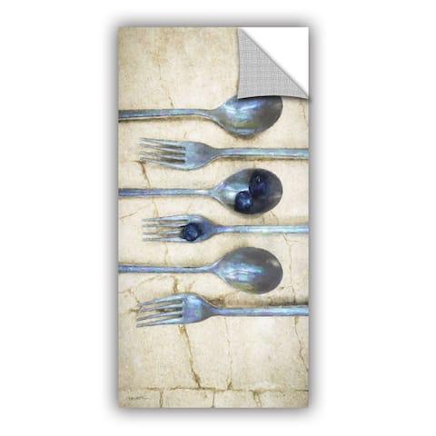 ArtAppealz Cynthia Decker 'Culinary 1' Removable Wall Art