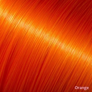 Donna Bella Hair Single Synthetic Clip-In Hair Extensions 18-inch Length Funky