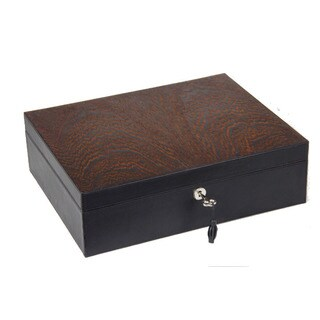 Brizard & Co Sunset Black & Wenge Airflow Humidor -