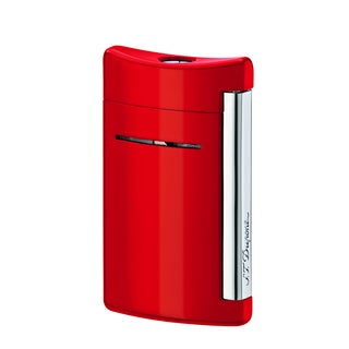 ST Dupont MiniJet Fiery Red Torch Flame Lighter