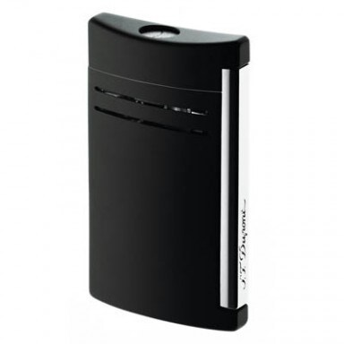 ST Dupont Maxijet Black Matte Torch Flame Lighter