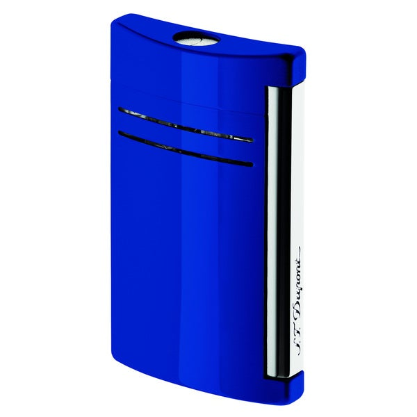 ST Dupont MaxiJet Midnight Blue Torch Flame Lighter