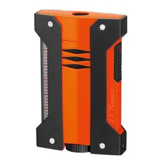 STDupont Defi Extreme Single Torch Flame Lighter - Orange