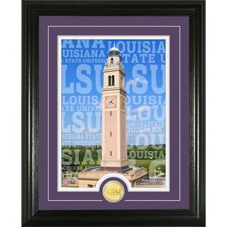 Louisiana State University 'Campus Traditions' Bronze Coin Photo Mint