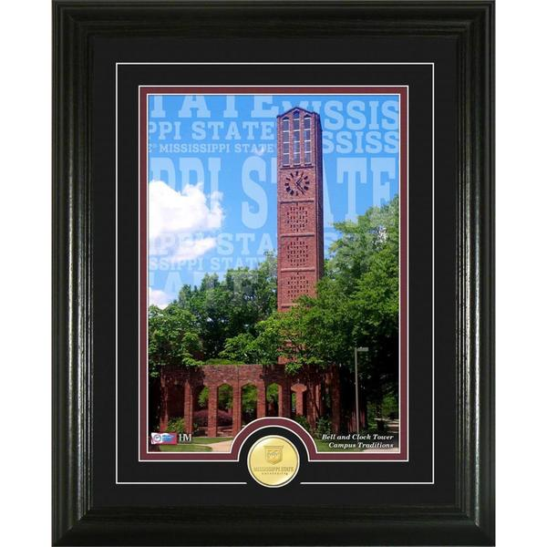 Mississippi State University 'Campus Traditions' Bronze Coin Photo Mint