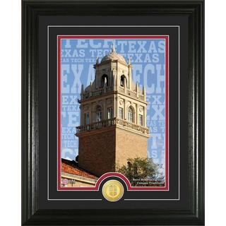 Texas Tech University 'Campus Traditions' Bronze Coin Photo Mint