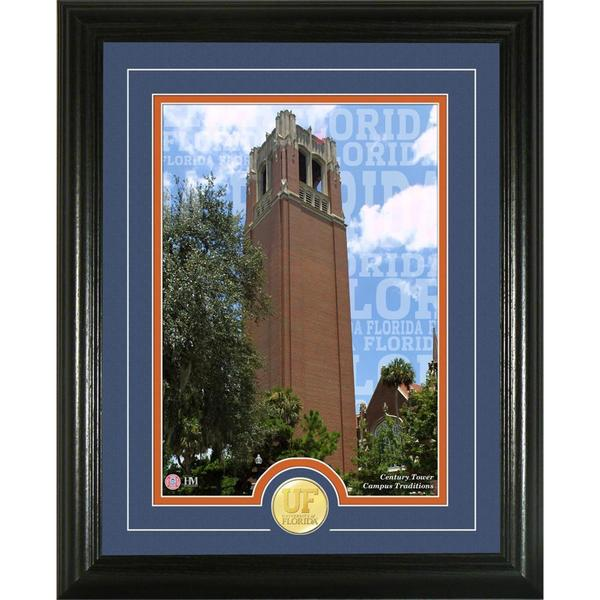 University of Florida 'Campus Traditions' Bronze Coin Photo Mint