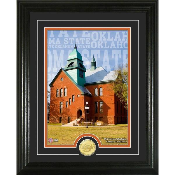 Oklahoma State University 'Campus Traditions' Bronze Coin Photo Mint