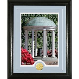 University of North Carolina 'Campus Traditions' Bronze Coin Photo Mint