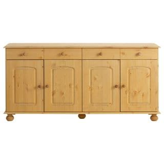 Scandinavian Lifestyle Bretagne Solid Wood Sideboard
