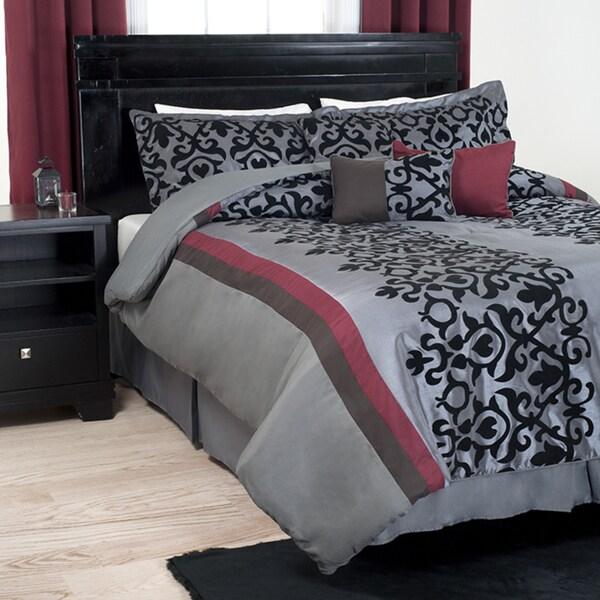 Windsor Home 7 Piece Alicia Comforter Set