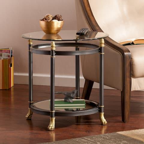 Alecia Side/ End Table