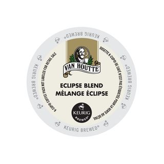 Van Houtte Eclipse Extra Bold Coffee K-Cup Portion Pack for Keurig Brewers