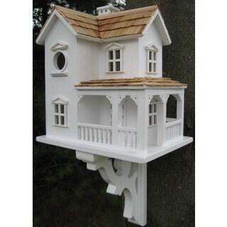 Home Bazaar Prairie Farmhouse Birdhouse