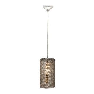 Dimond Chain Mail Pendant Light
