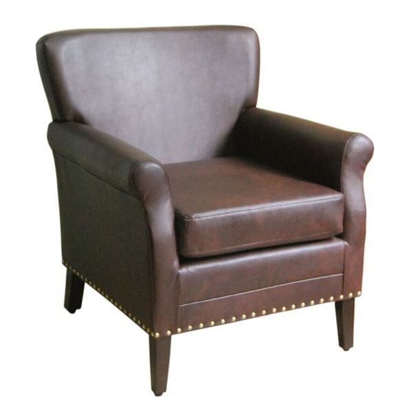 Shop Homepop Medison Accent Chair Free Shipping Today