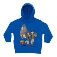 Wild Kratts Tons of Fun Royal Blue Toddler Hoodie