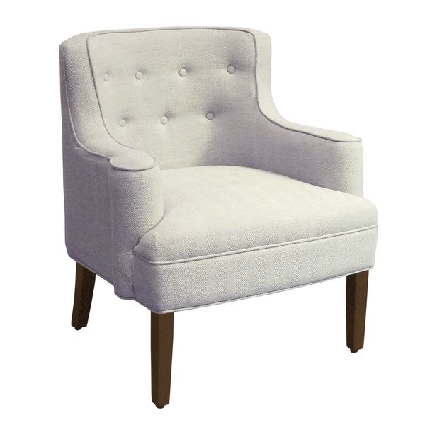 HomePop Audrey Accent Chair - Free Shipping Today - Overstock.com ...